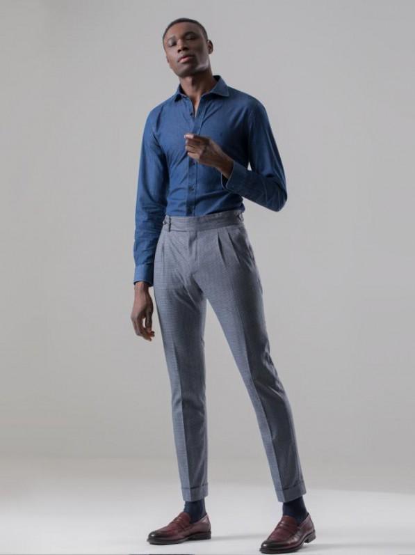 Slim fit blazer