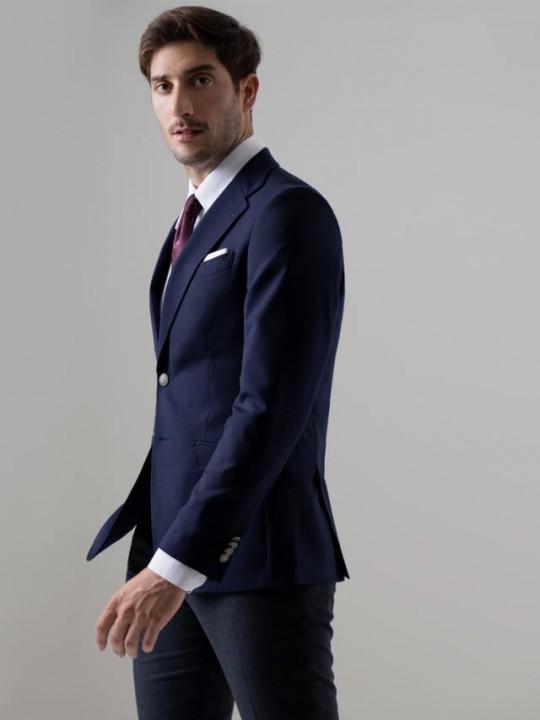 Pantalón cargo slim fit gris