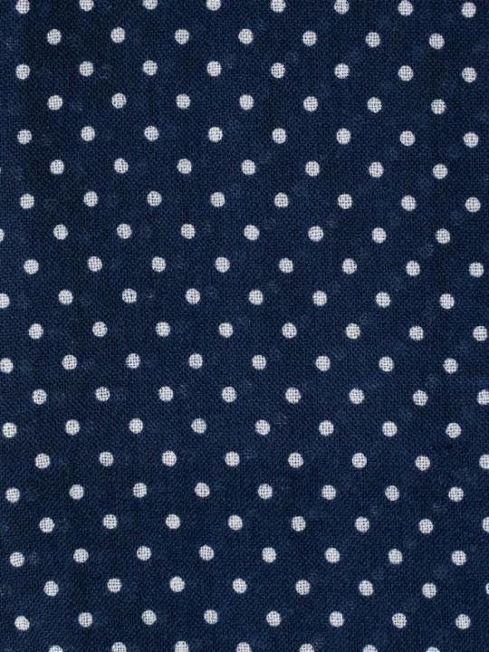PuroEGO Camisa coral slim fit estampado corbatero