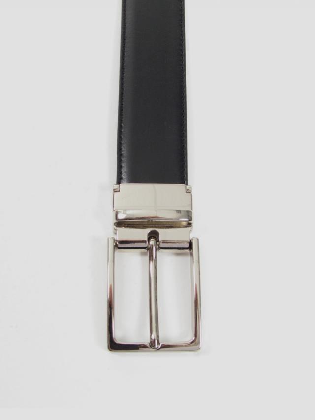 Cinturón reversible vestir