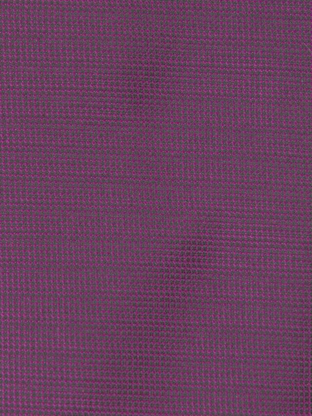 Corbata jacquard morada