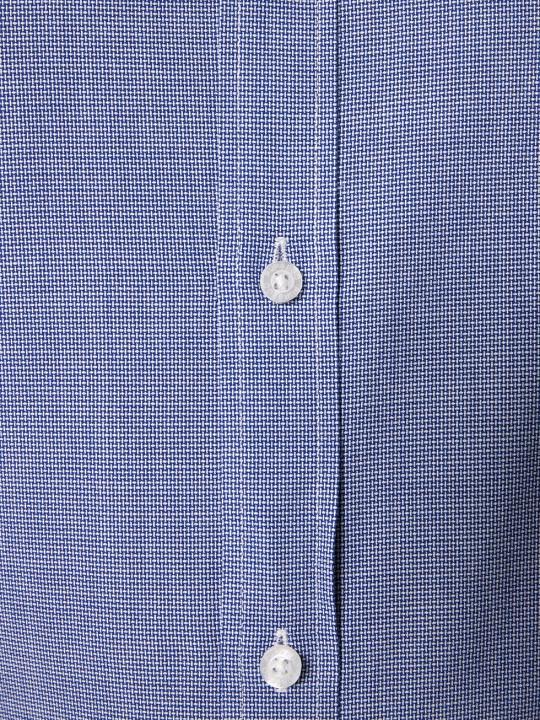 Camiseta manga corta cuello caja blanca