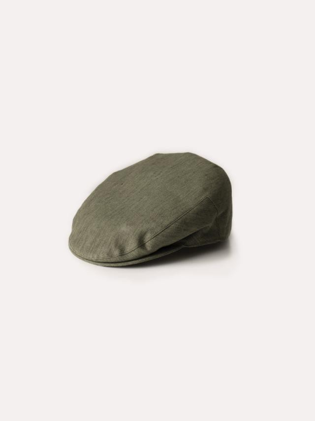 GREEN LAGOS CAP