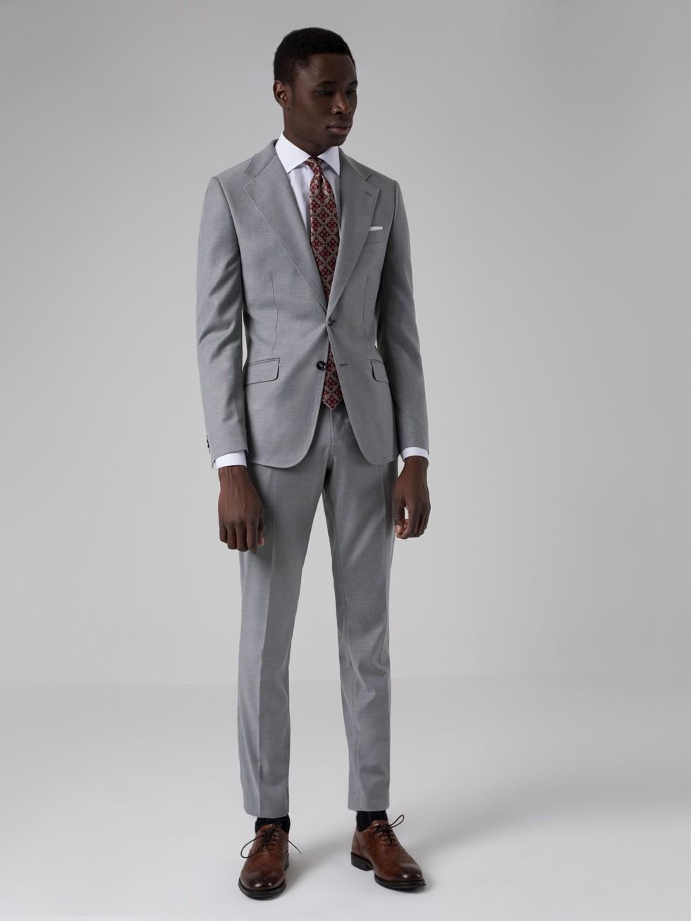 Traje slim fit gris perla traje slim fit gris perla jpg 980x1306 Trajes  slim fit beabec4e71f