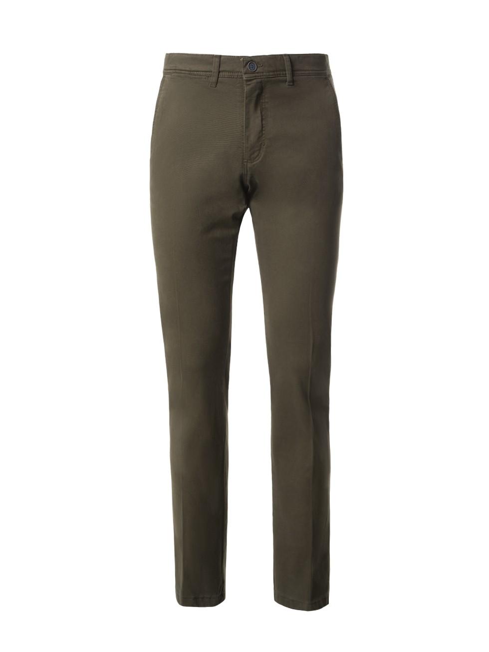 Pantalón chino khaki
