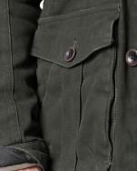 Premium suit blue wool