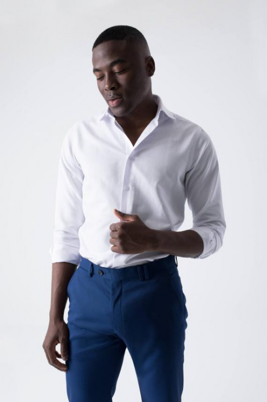 Chino slim fit algodón